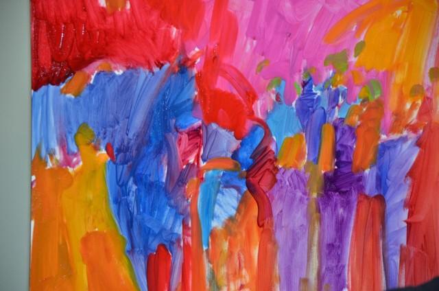 Colors representing mood, emotions..