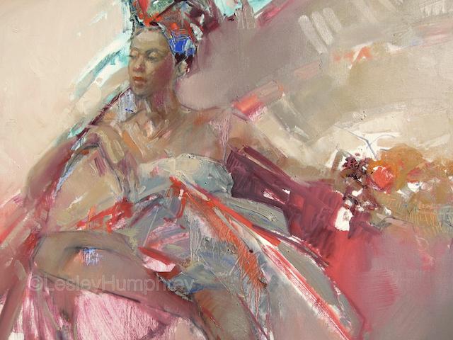 "INISKIM 18"" x 24"" - oil on canvas"