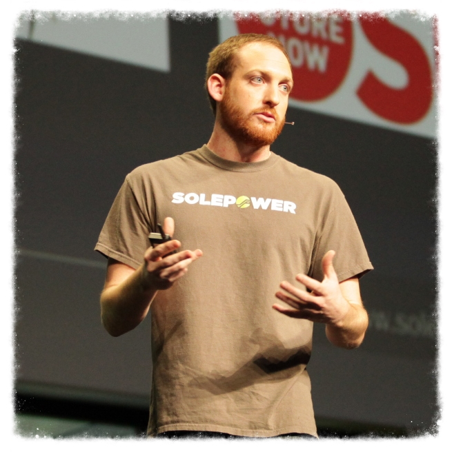 Matthew Stanton    CEO and Co-Founder, SolePower