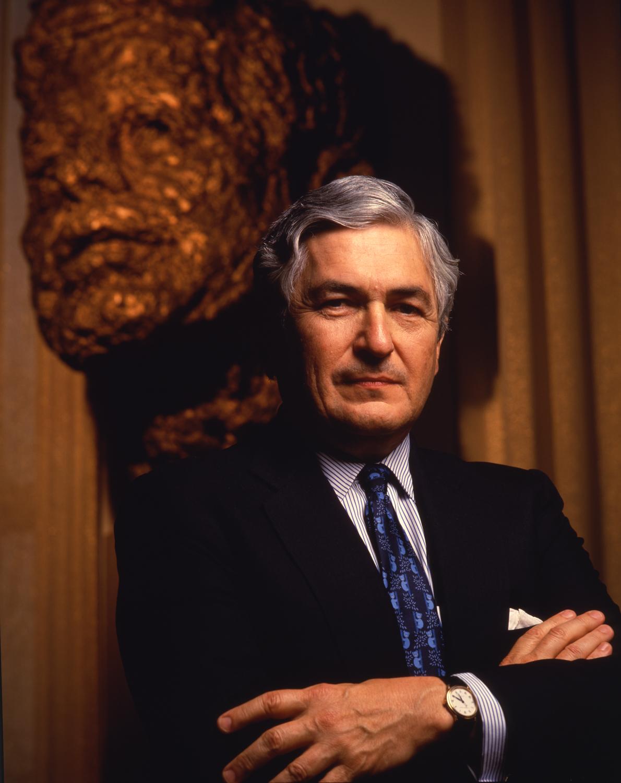 James D. Wolfensohn, Chairman of the Kennedy Center