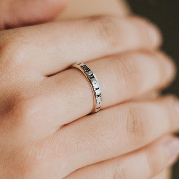 Personalized Keepsake Ring