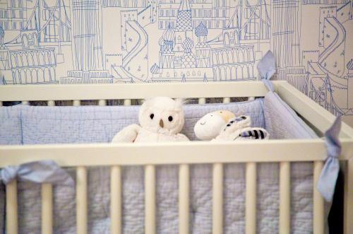 Project Nursery - In the Nursery with Natasha Lawler