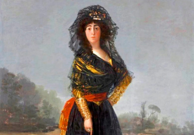 Francisco de Goya, The Duchess of Alba, 1796-1797
