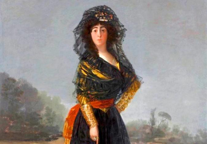 Francisco de Goya, La Duquesa de Alba, 1796-1797