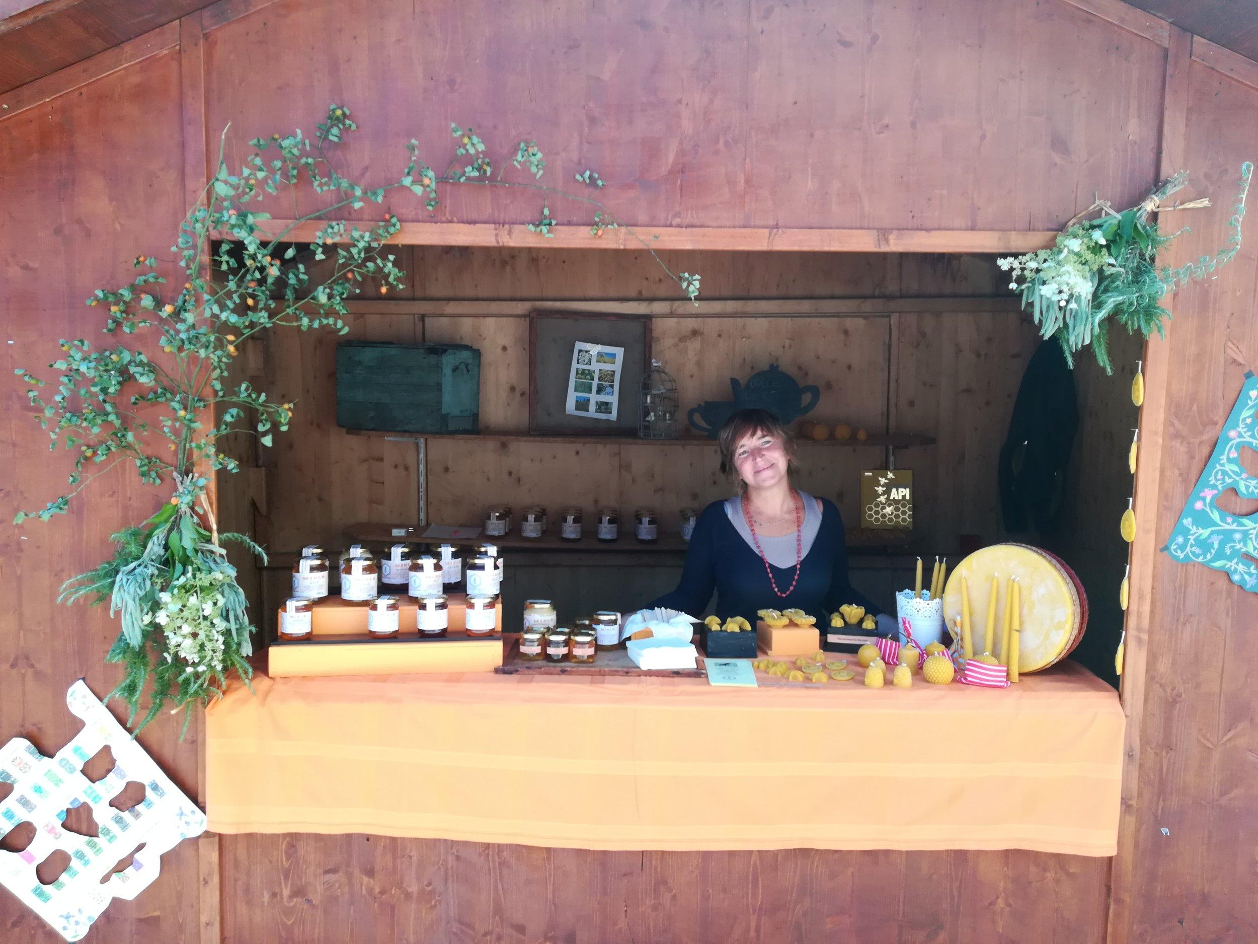 Abbiamo partecipato alla fiera del miele di Hermagor in Austria........ ritrovato vecchi amici ed incontrato nuovi sapori
