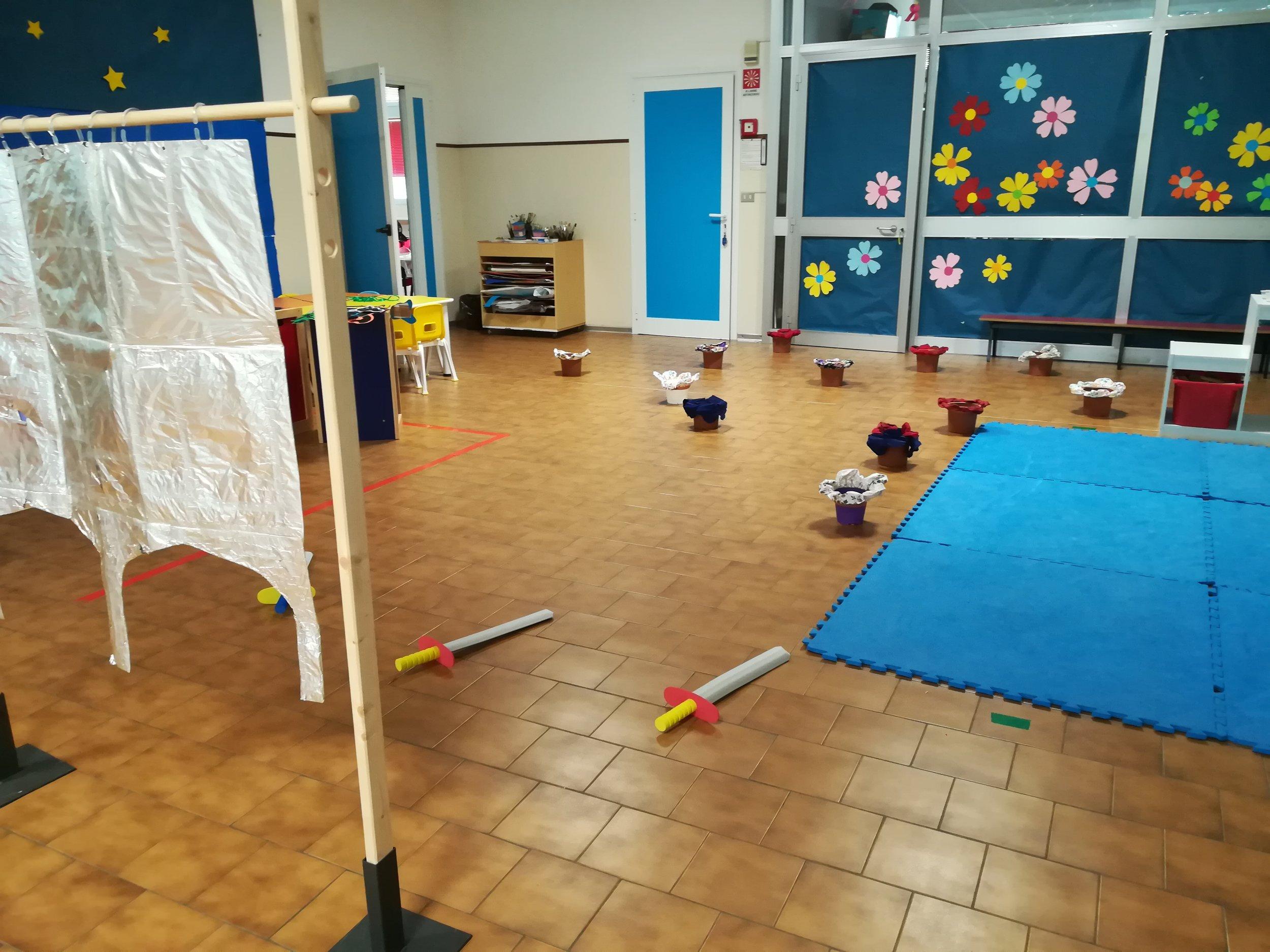 Apegioco scuola elementare Forgaria nel Friuli