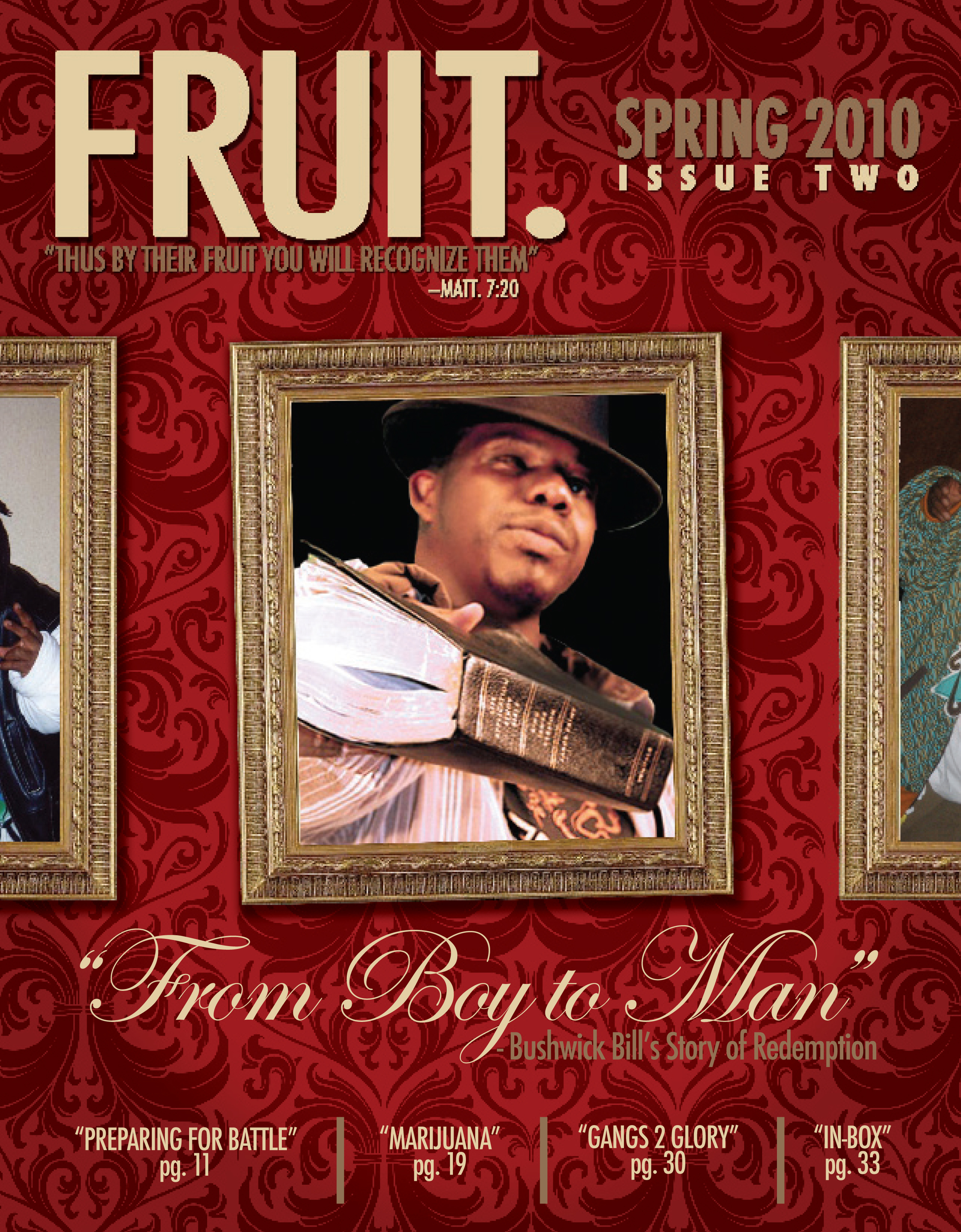 FRUIT. Magazine Issue 2