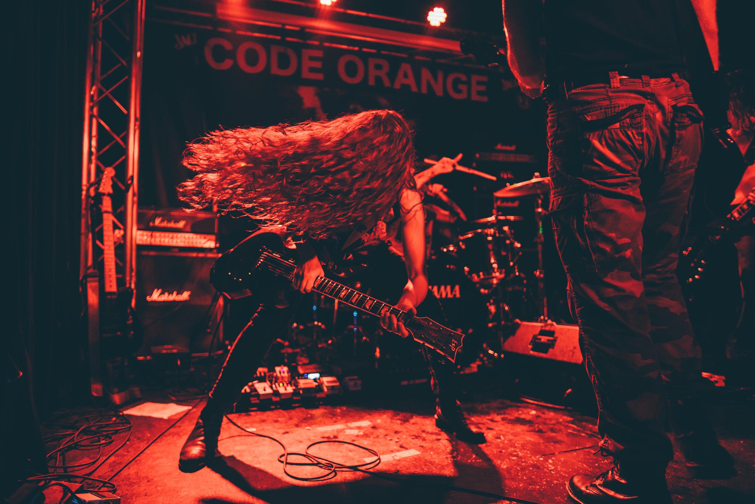 CODE ORANGE//NEWCASTLE