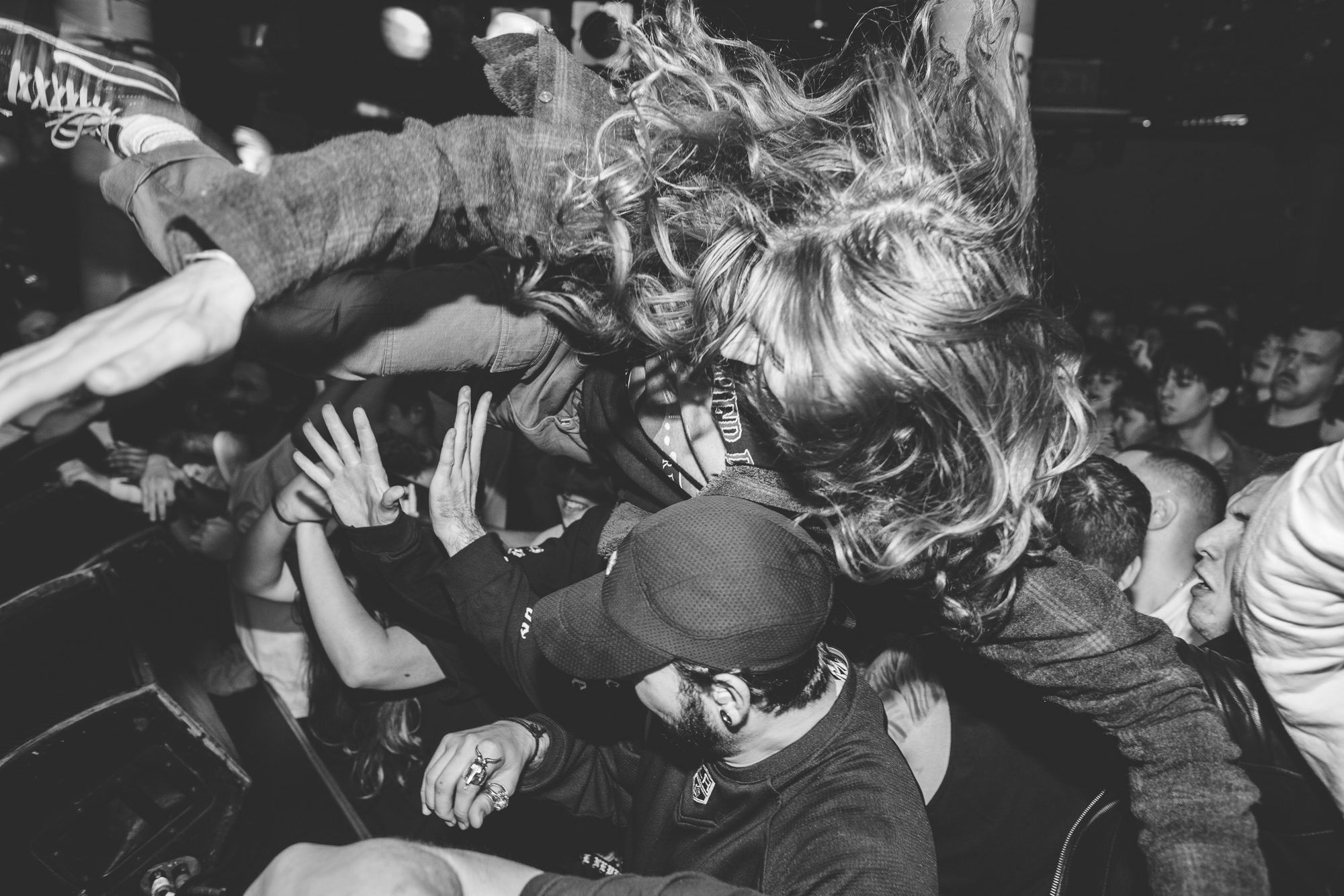 TRAPPED UNDER ICE//LONDON
