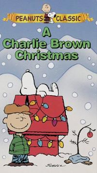 3. A Charlie Brown Christmas