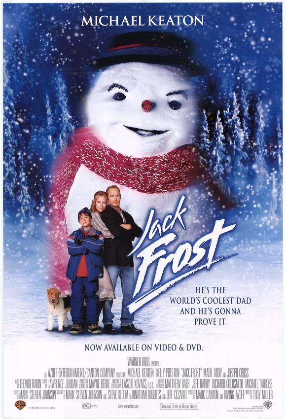 6. Jack Frost