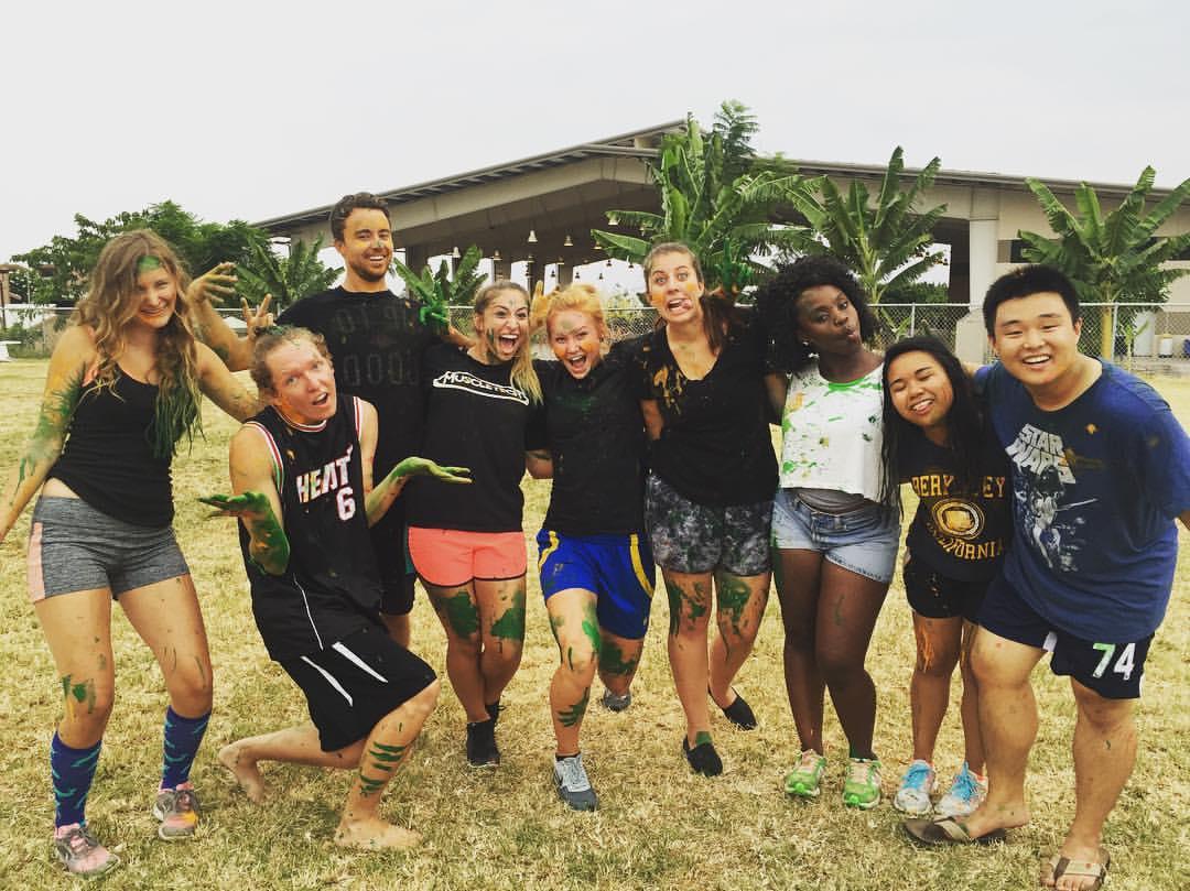 How we discover our outreach teams - team Asia