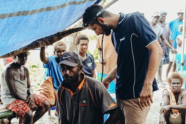 Our team in Papua New Guinea are hiking to bring the Gospel and medical supplies to so many villages. God truly is working miracles in and through our teams.