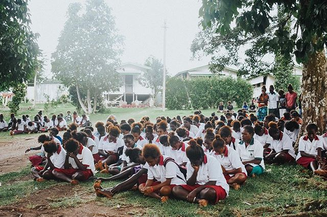 Our teams are back and have so many stories to share. Today our PNG team shared about there outreach experience on the Liberty, the ship they lived on for the past 2 months. The last photo is of one of our students, @bailey.gracee_, where she led 40 girls to Christ. Overall, team PNG saw 280 salvations. God is so good !
