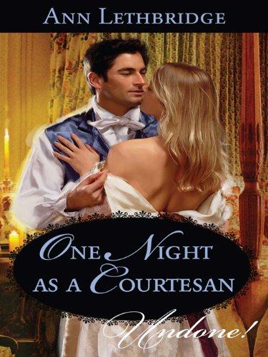 One Night as a Courtesan