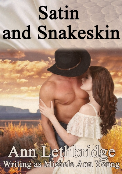Satin and Snakeskin (Brides of the West)