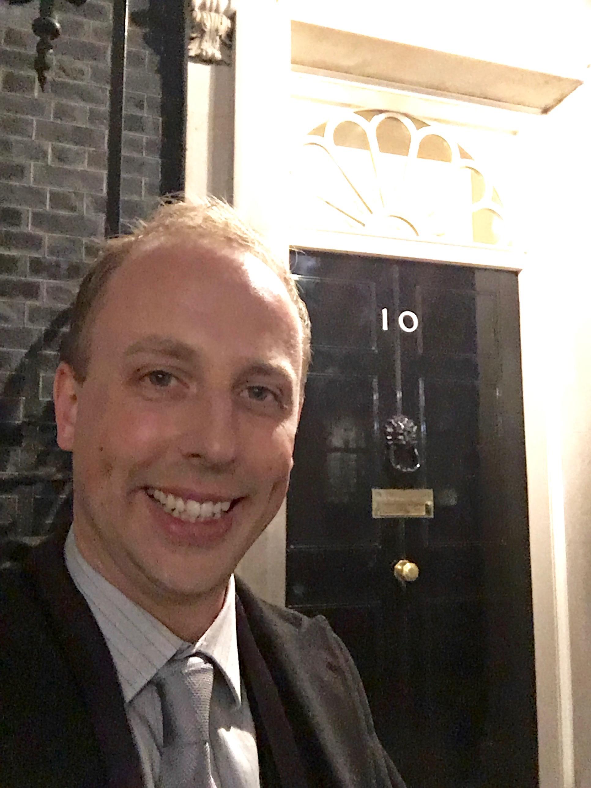 Robert Emery Downing Street