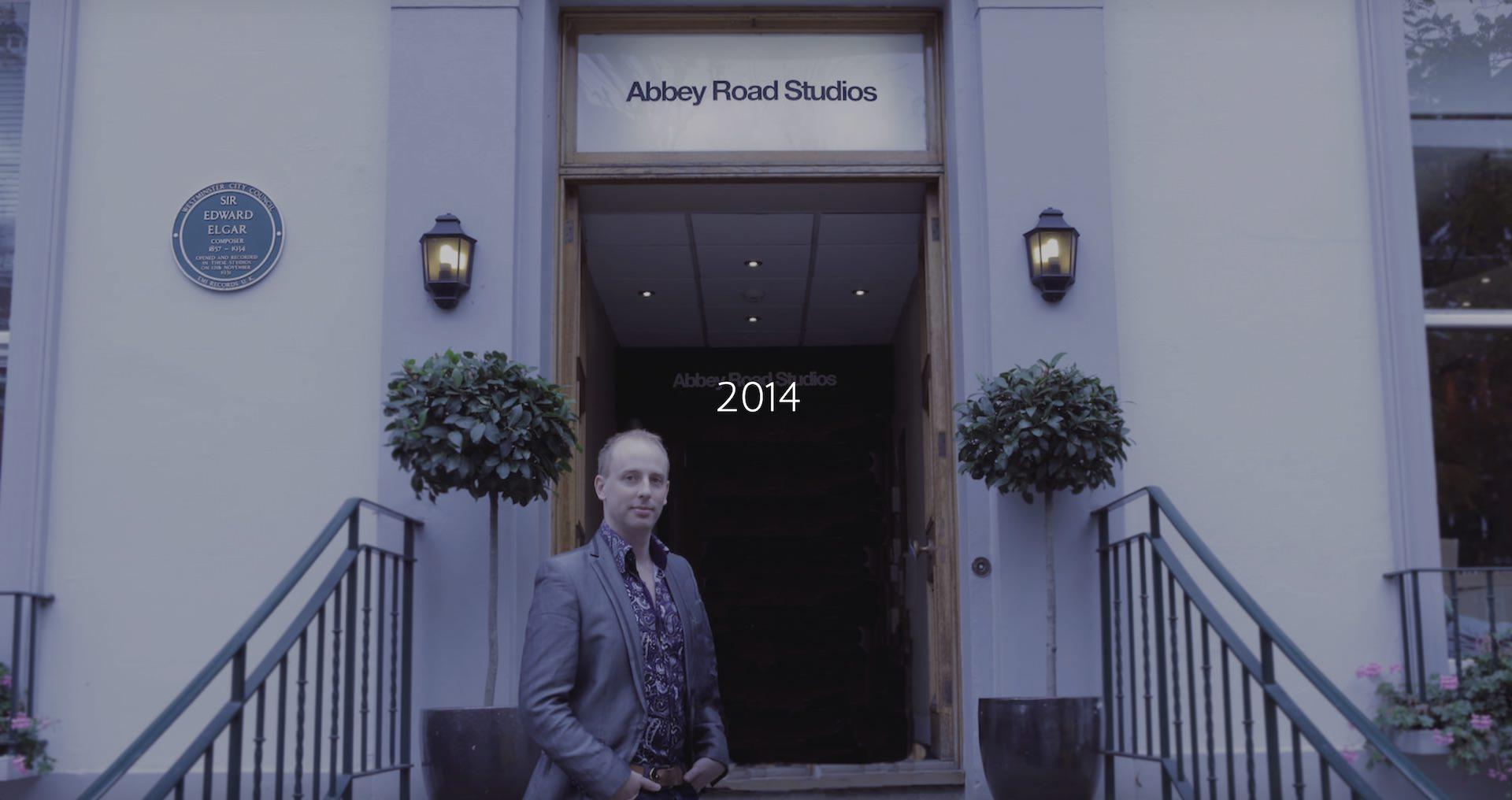 Robert Emery Abbey Road Studio
