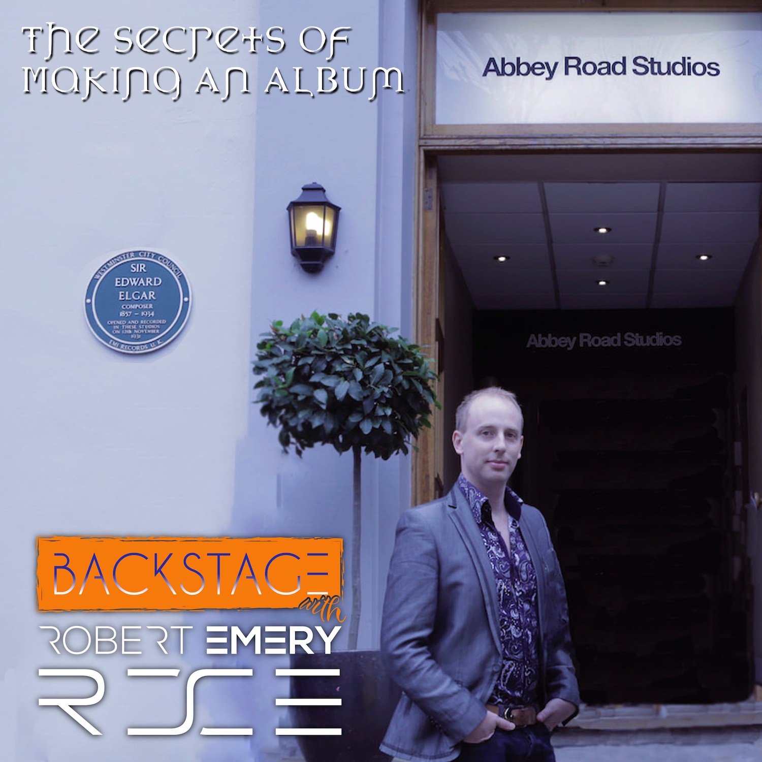Robert Emery at Abbey Road Studios