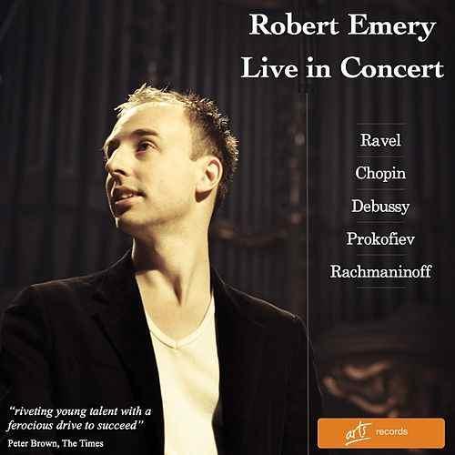 Robert Emery Live In Concert