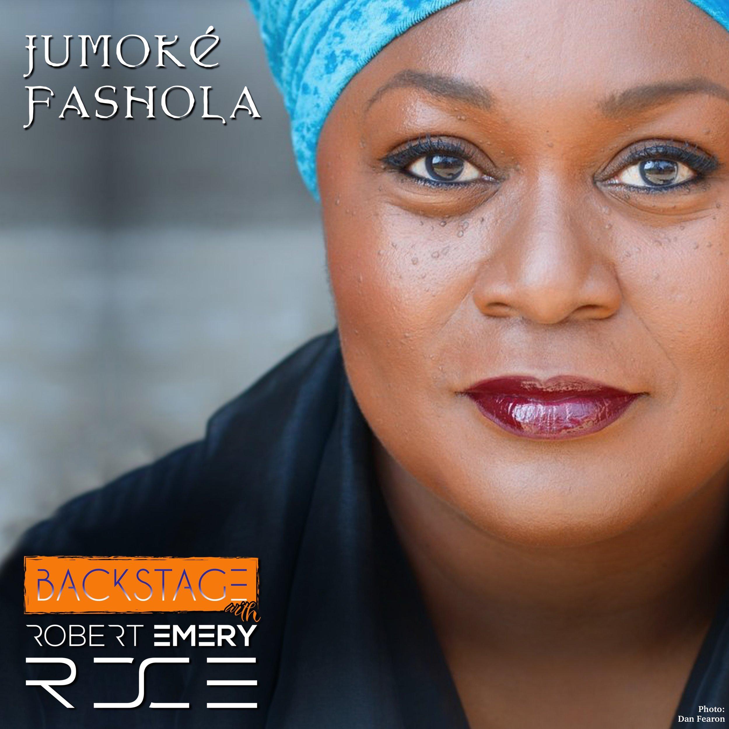 Jumoké Fashola (Photo: Dan Fearon)