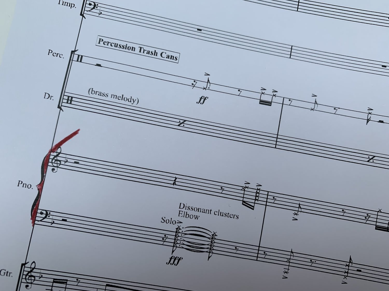 Conductors Score