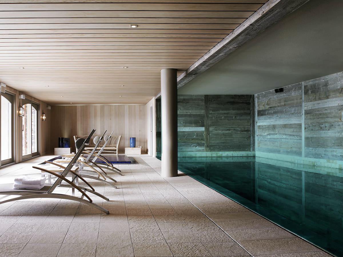 Le Crans Indoor Spa Review