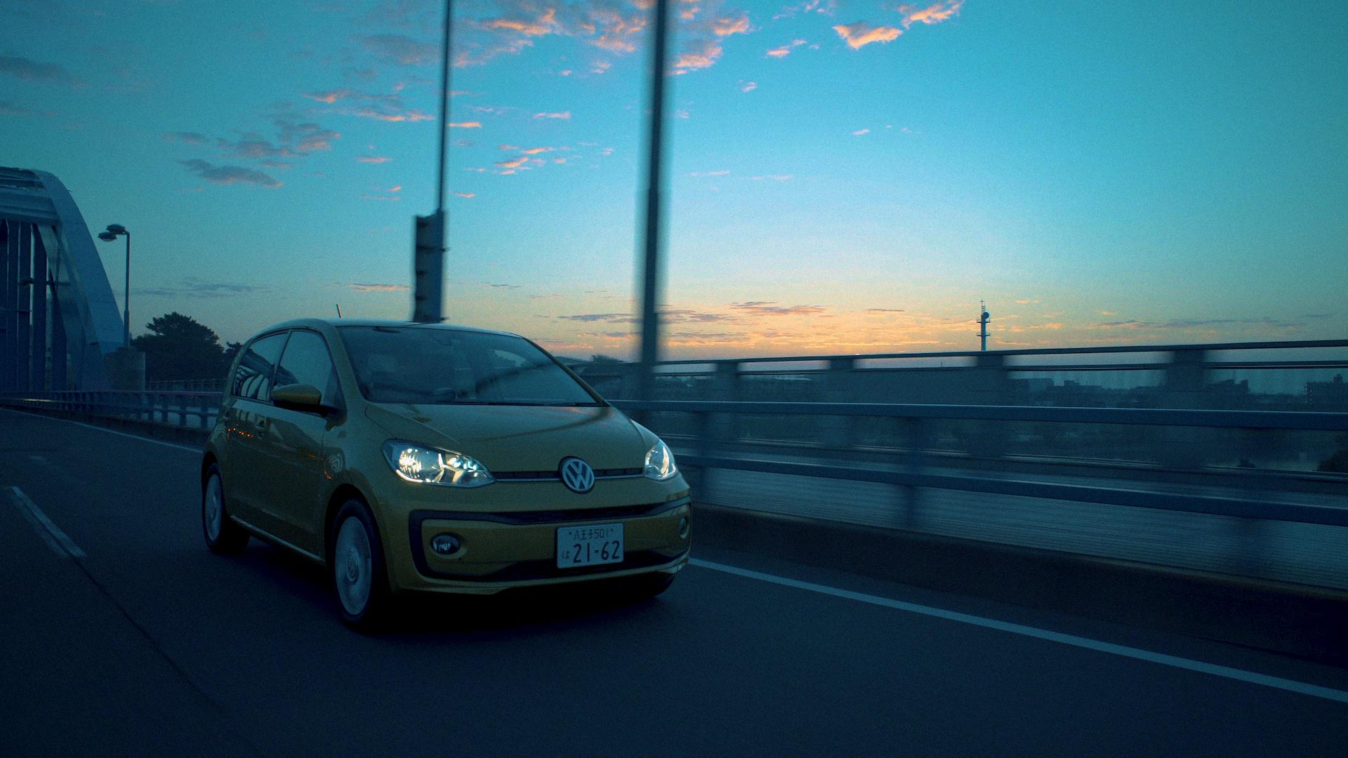 """Volkswagen """"UP! ALL NIGHT VOL.3"""""""