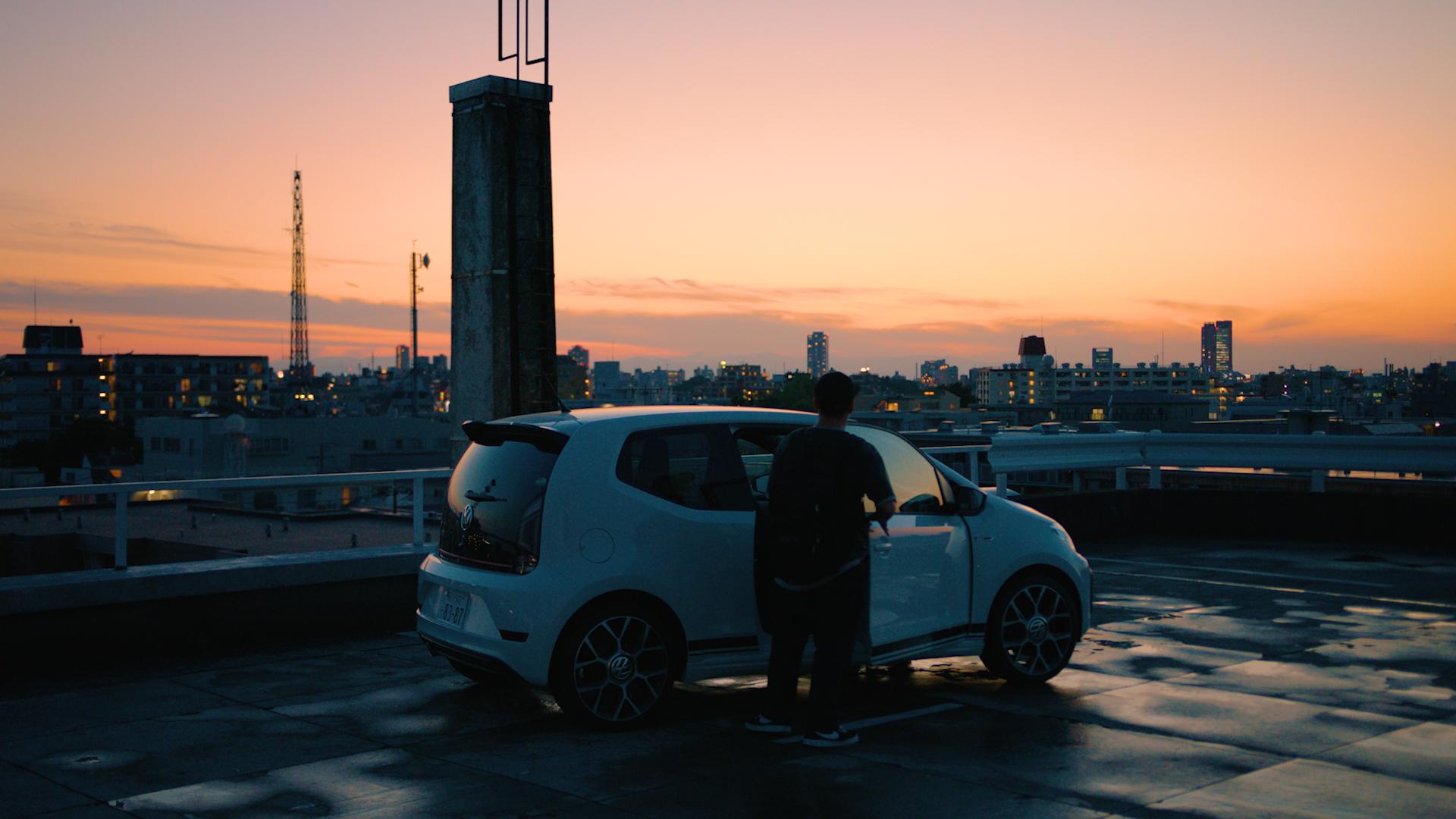 """Volkswagen """"UP! ALL NIGHT VOL.4"""""""