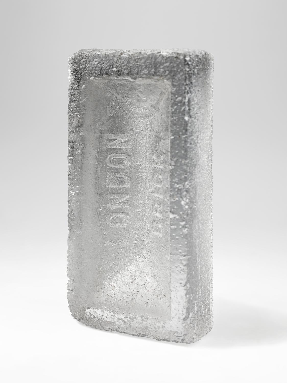 Untitled (Resin Brick)