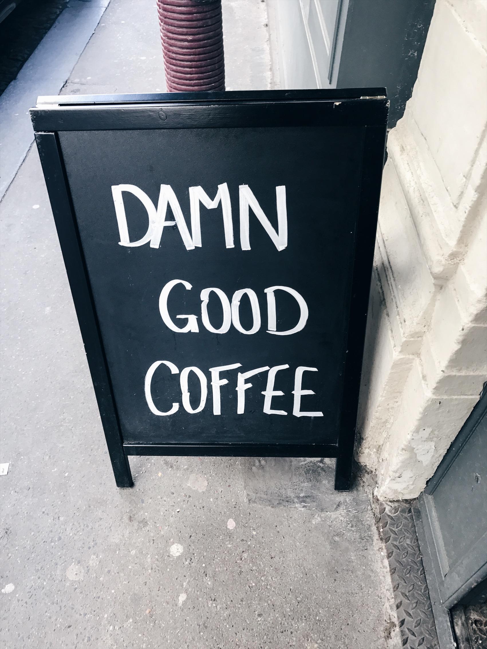 Cuillier Coffee Shop