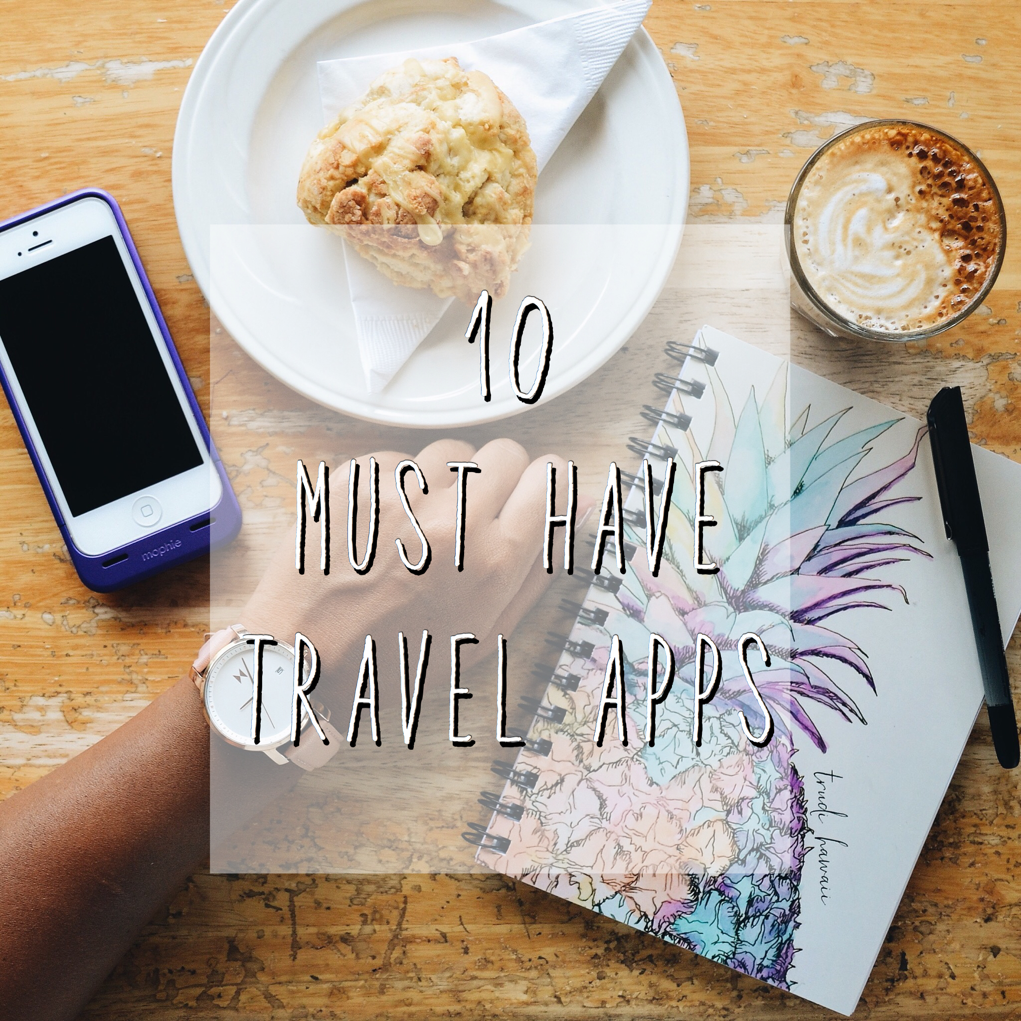 10 must have travel apps