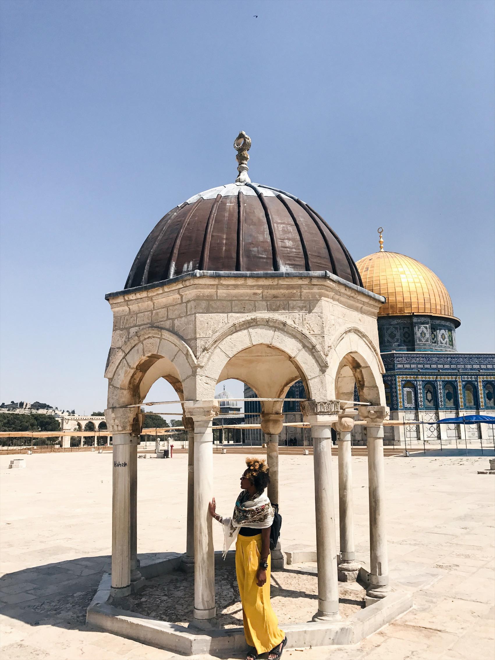 Temple Mount - Holy City Tour