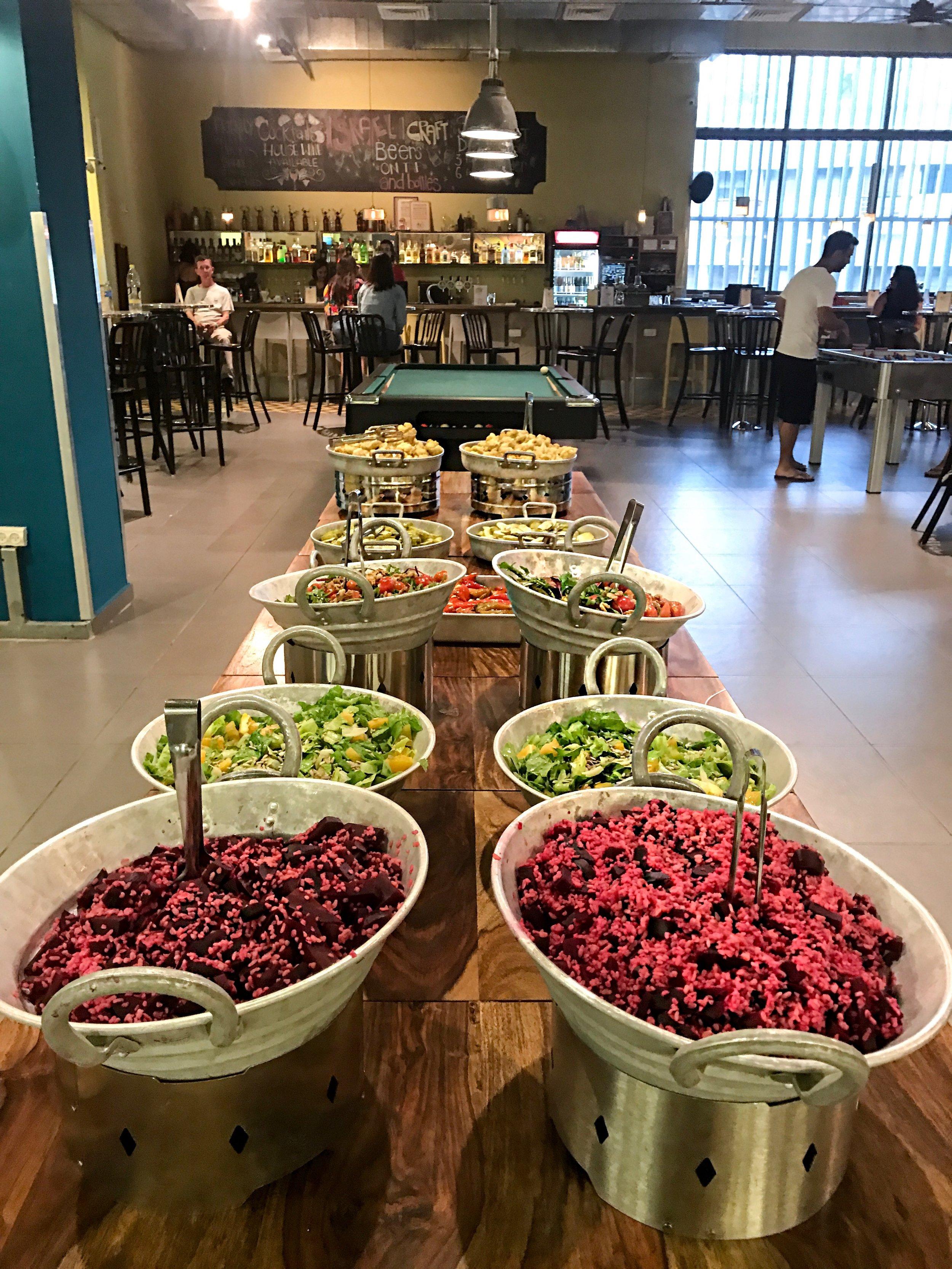 Shabbot Dinner - Tel Aviv