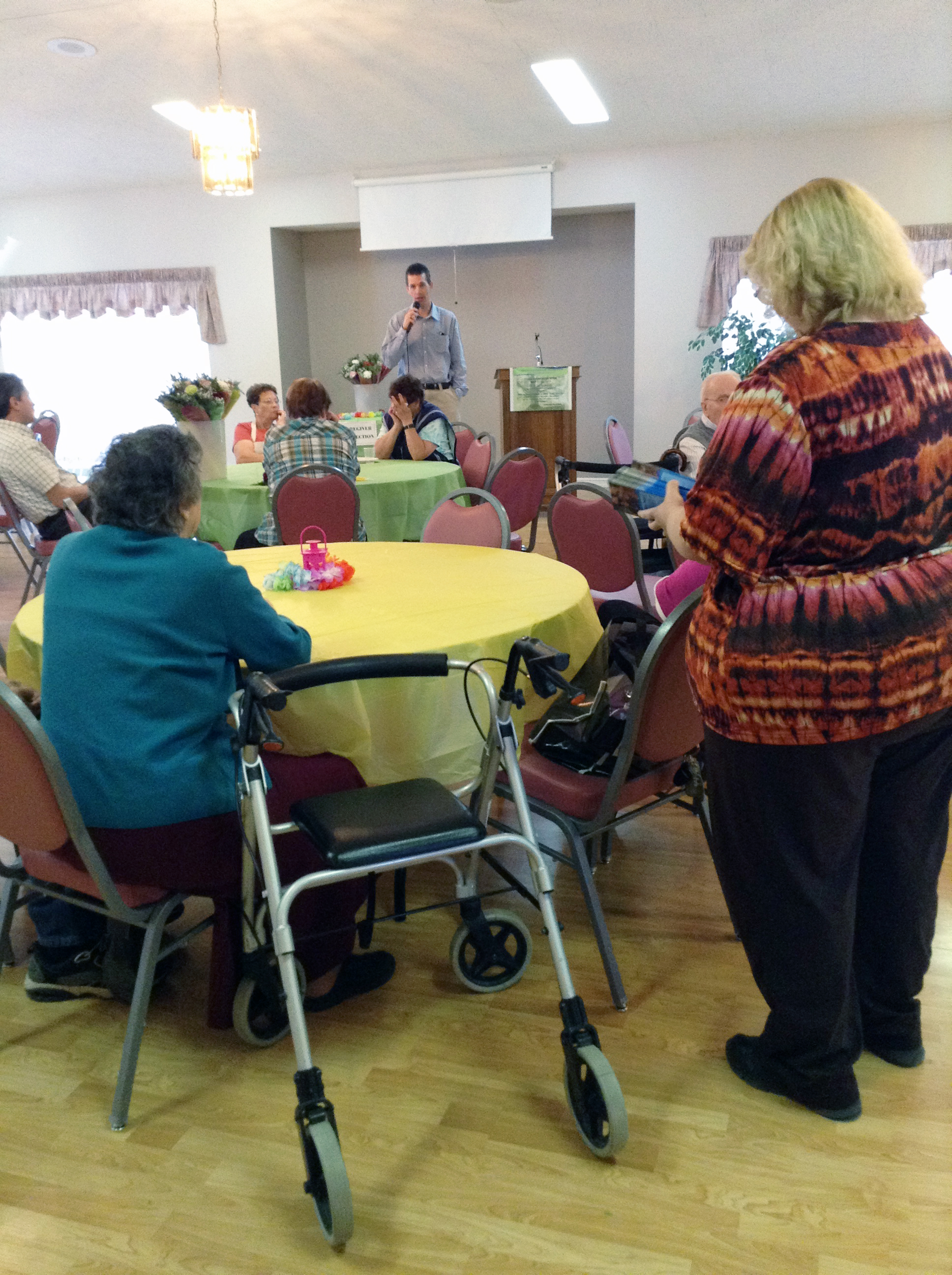 Caregiver Week 2013 - May 10, 2013