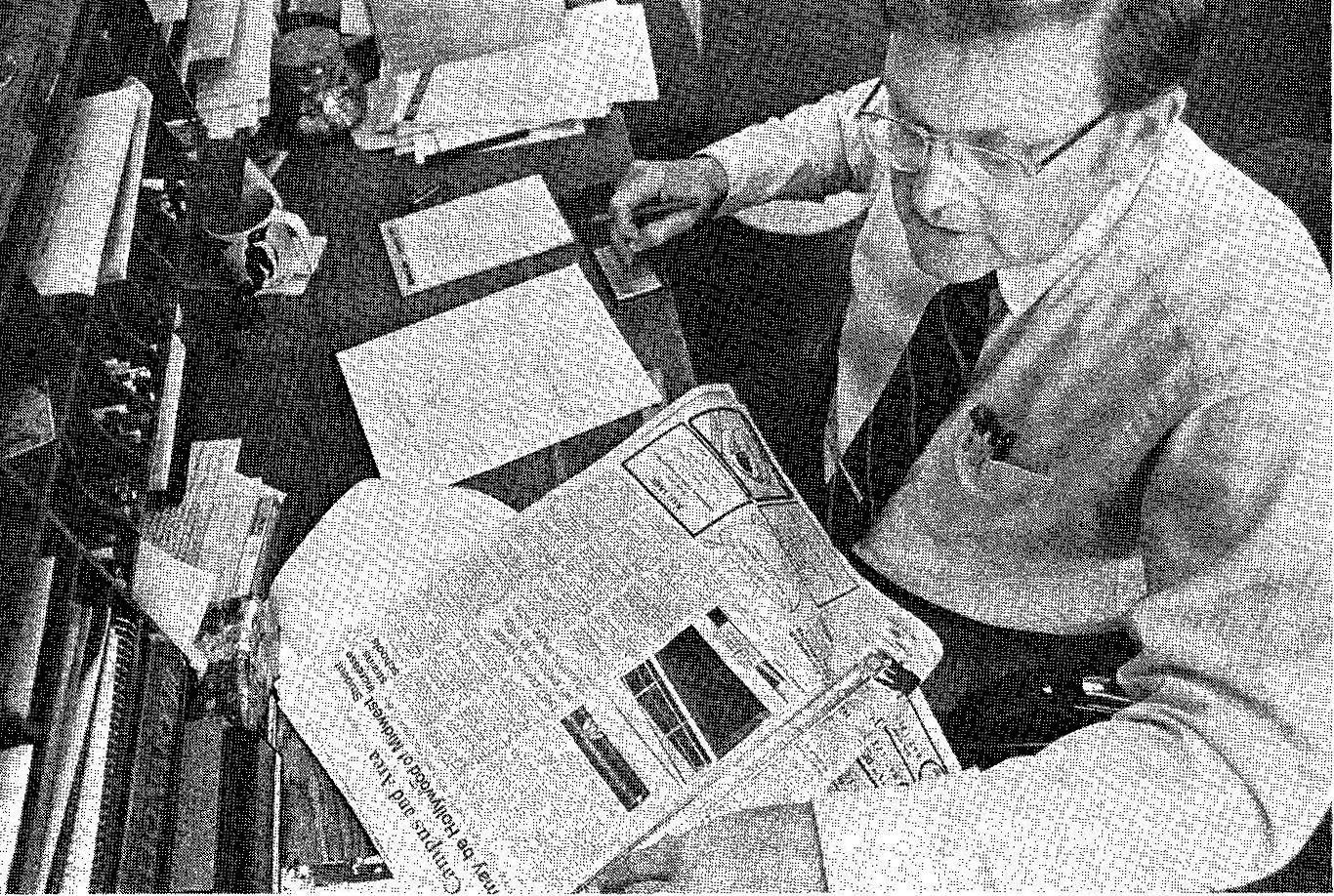 From the Fall 1978 Jayhawk Journalist