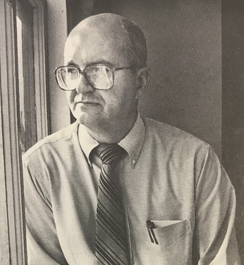 Tom Eblen
