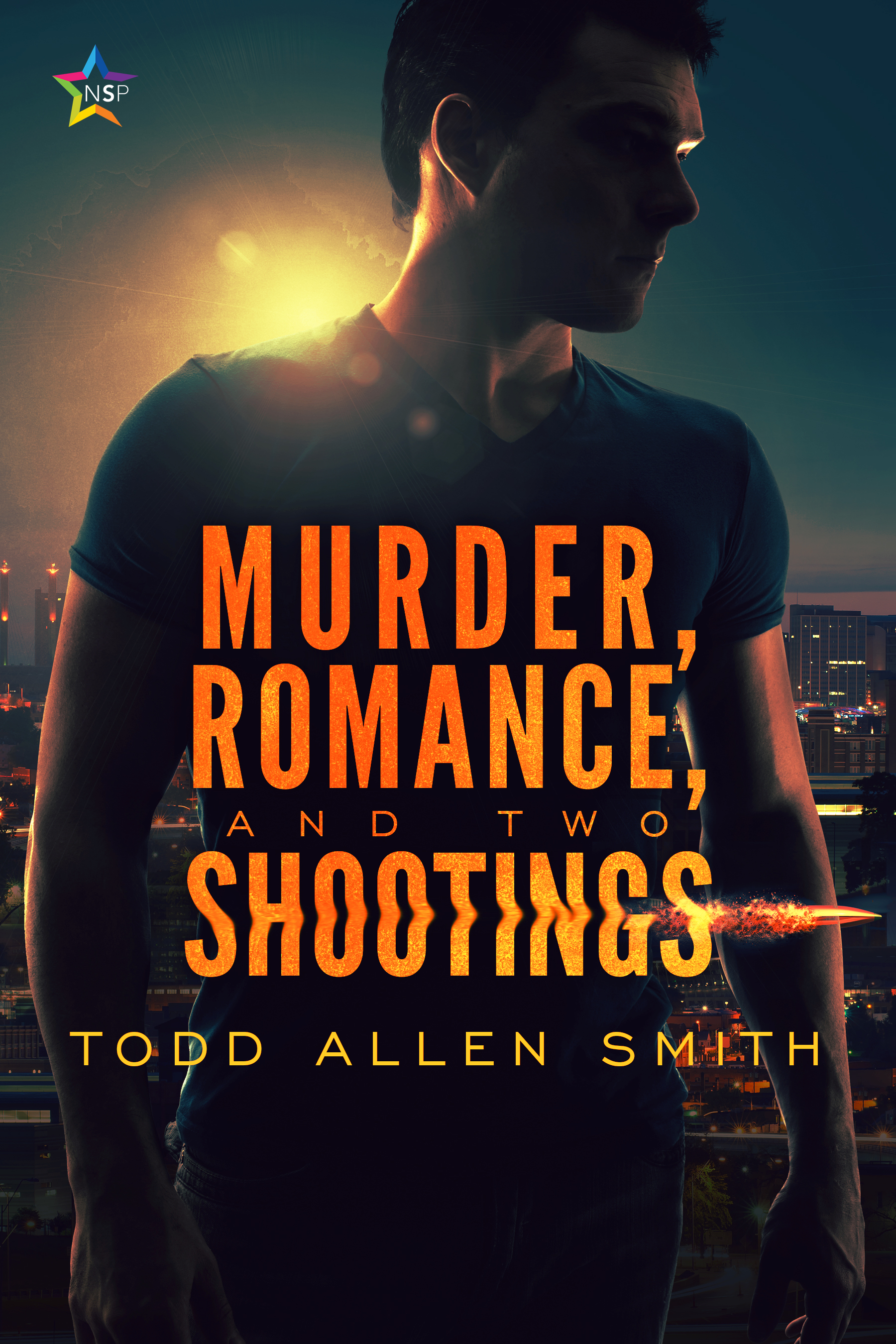 """""""Murder, Romance, and Two Shootings"""" is available on Amazon and Barnes & Noble."""