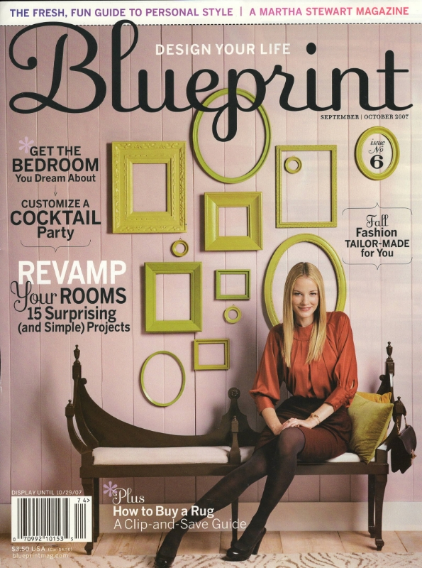 Blueprint Magazine, 2011