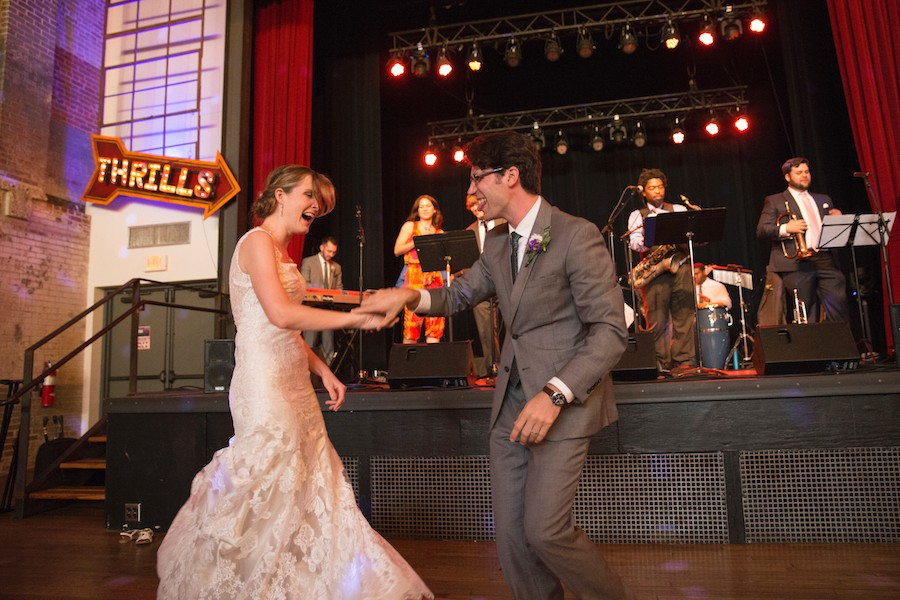 See more  Haw River Ballroom wedding reception - Chapel Hill Wedding Photography