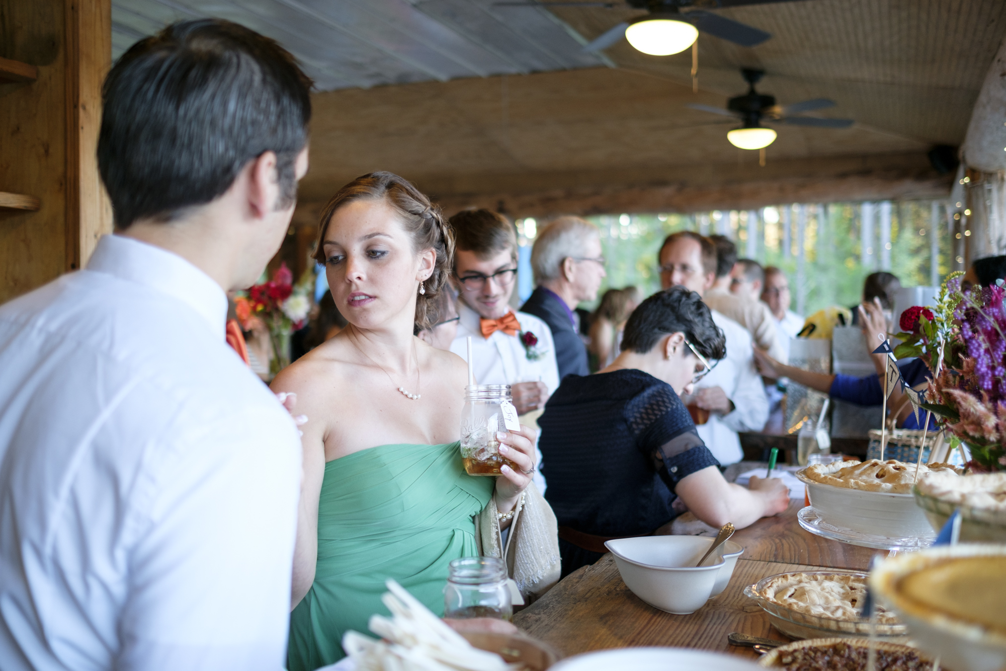 See more  Honeysuckle Tea House wedding reception - Chapel Hill Wedding Photography