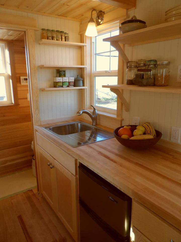 tiny home kitchen payette