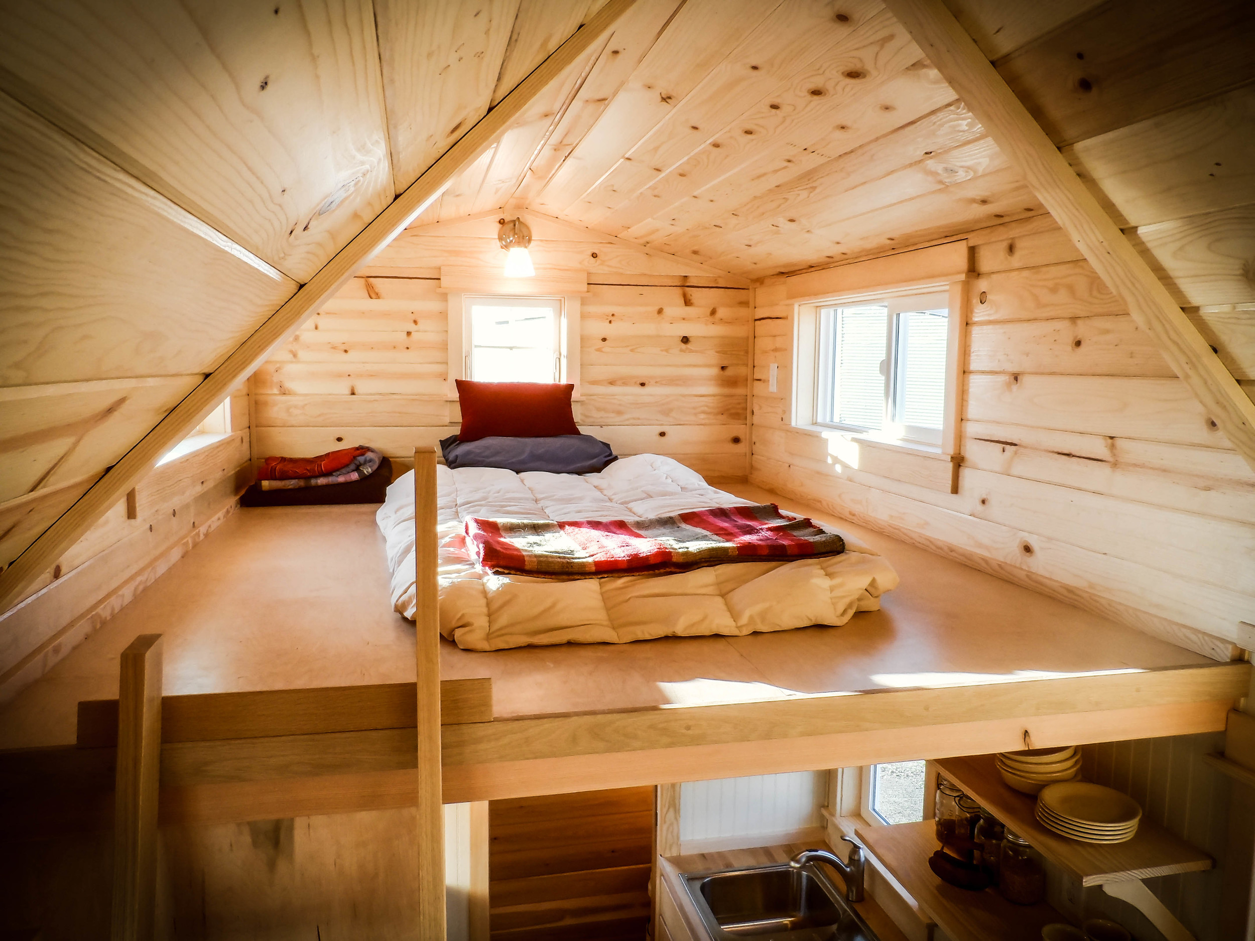 tiny home one bedroom