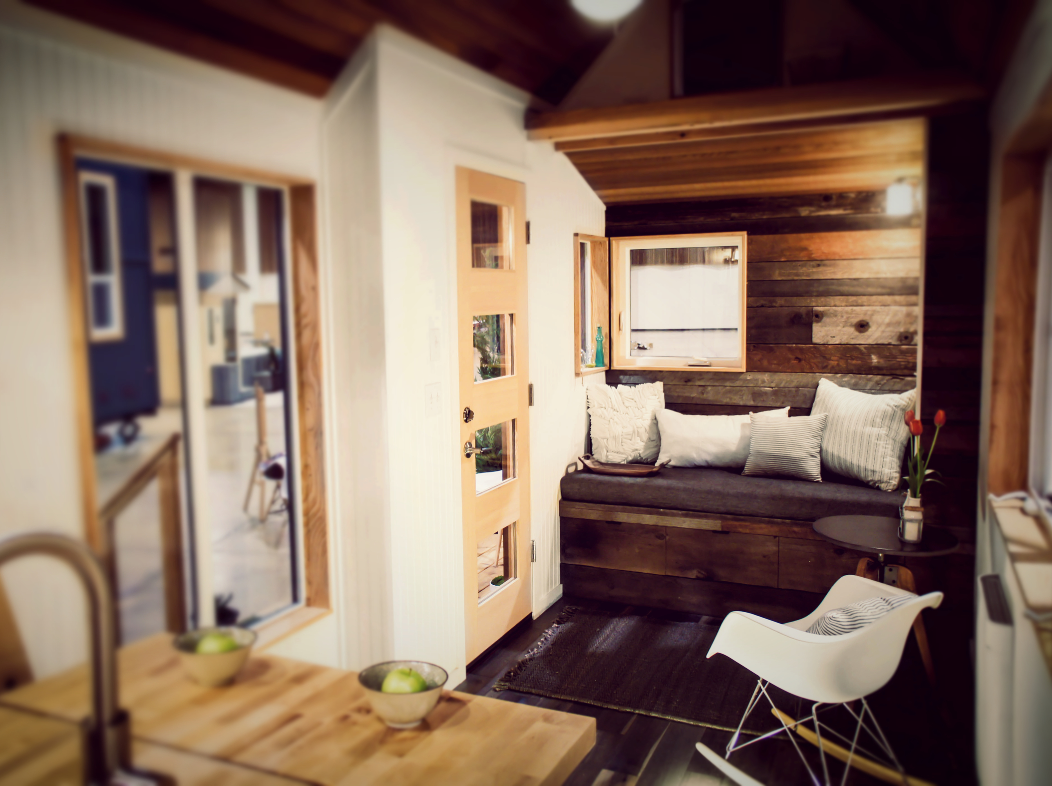 22' Kootenay with nook extension