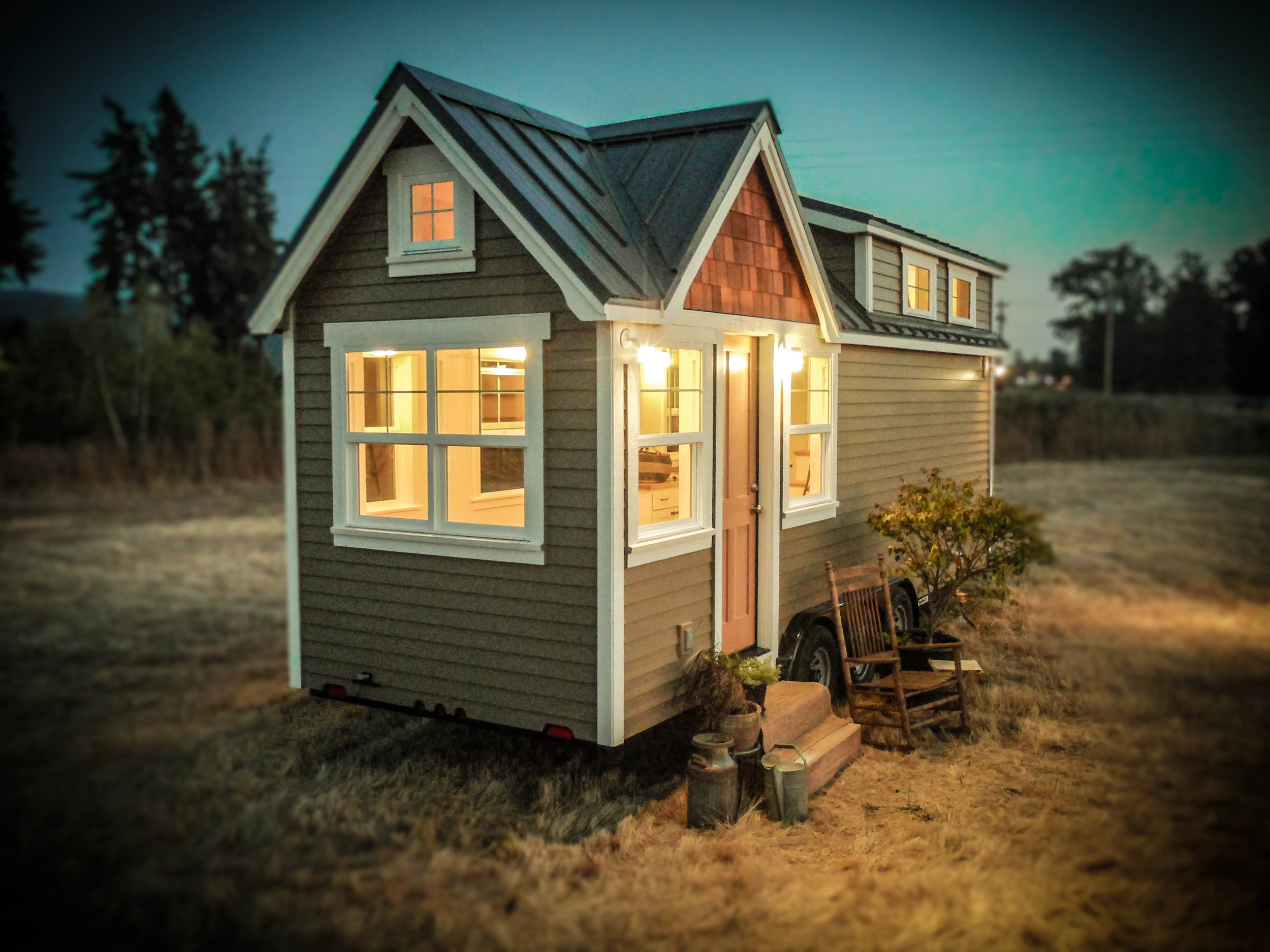 tiny house payette