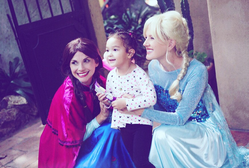 Make your event extra special with a visit from your favorite princess! - Children's birthday parties can be much more exciting for kids when you invite their favourite character to join in. Choose from our wide variety of characters and we'll create a fully interactive and themed children's party!Photos 👉