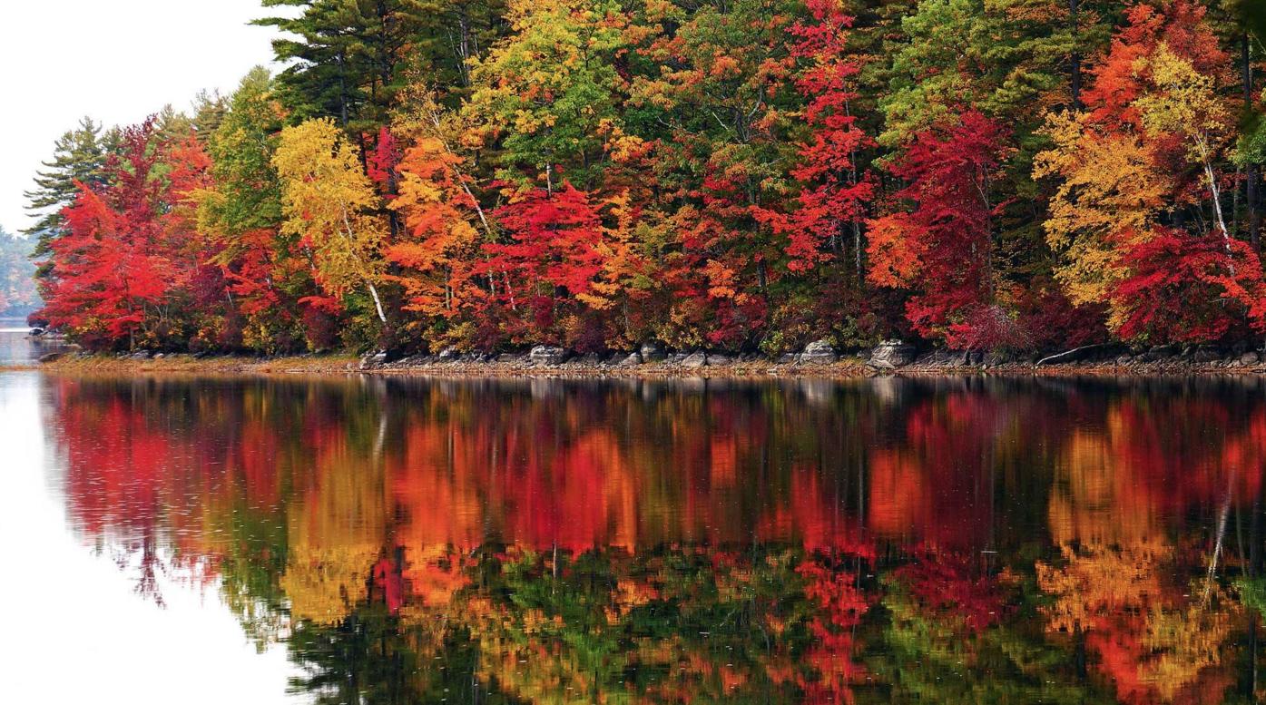 """Lake Massabesic""                                                                                                              MacInnis Photography"