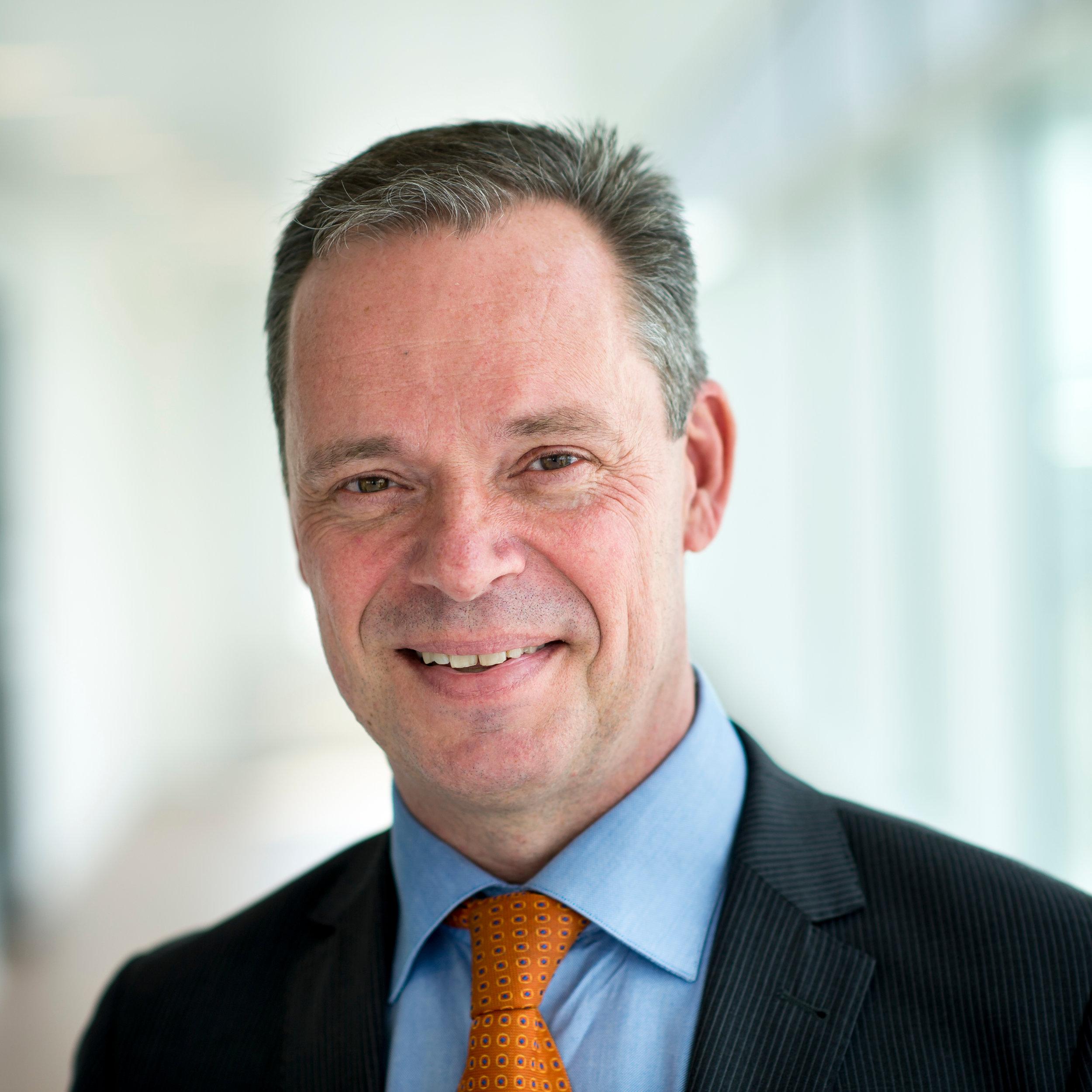 Harry Verhaar   Head of Global Public & Government Affairs, Philips Lighting