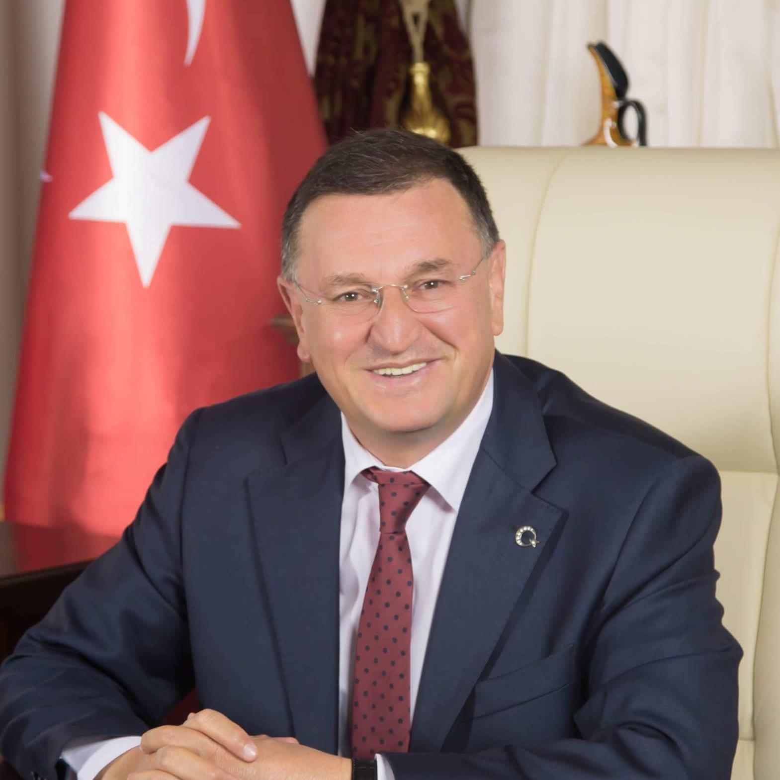 Mayor Lutfu Savas   City of Hatay, Turkey