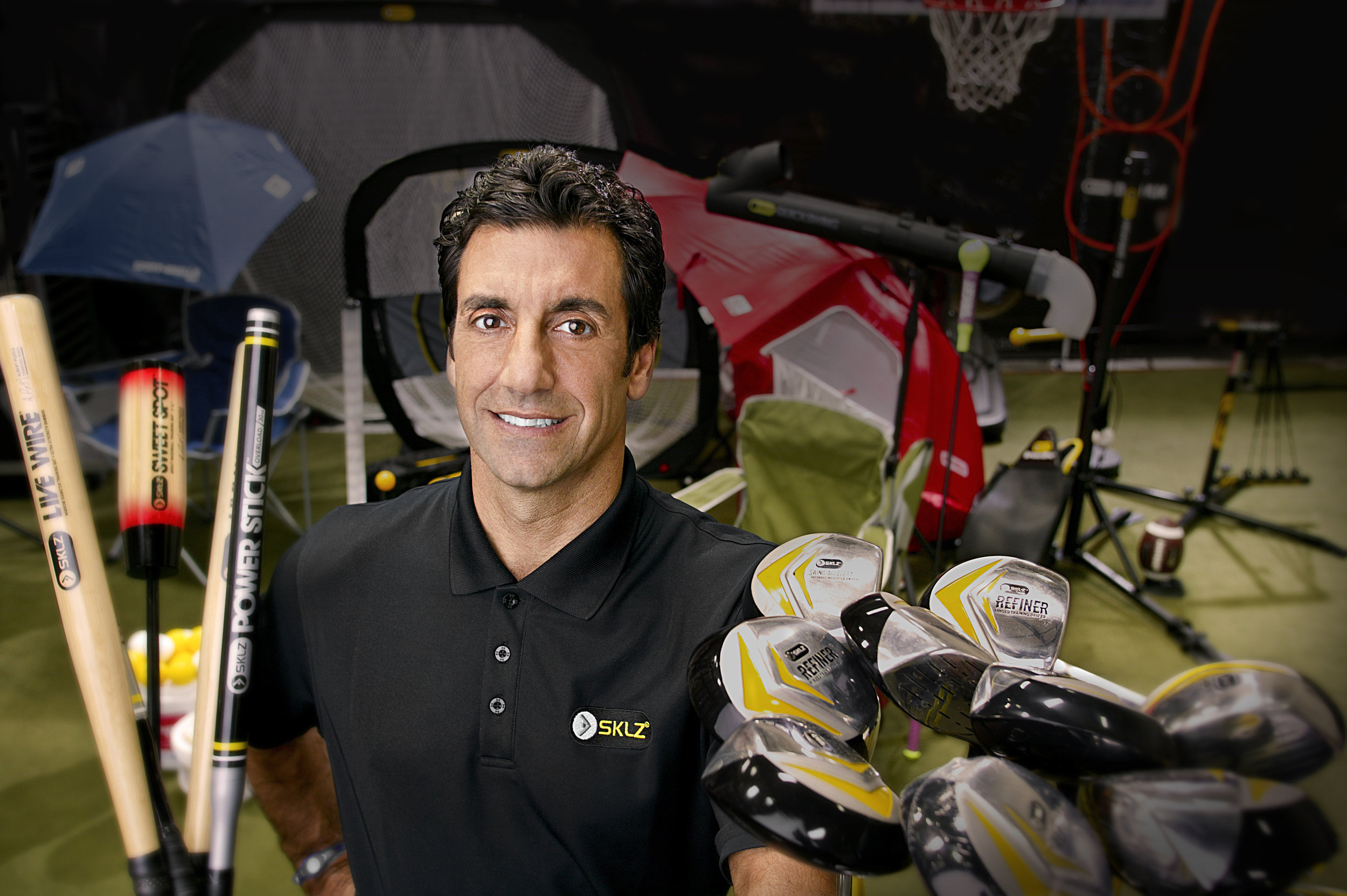 Founder and Vice Chairman, SKLZ -
